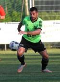 Foto: Michael Stemmer | © Michael Stemmer Fußball Landes- Liga Hammonia Saison 2015_ 2016 Datum: 13.5.2016 Spiel: FC Elmshorn gegen BW 96 Gezim Sabani (FC Elmshorn)