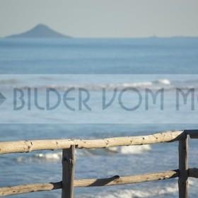 Bilder vom Meer | Strandweg in Torre de la Horadada am Mar Menor