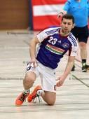 Foto: Michael Stemmer | © Michael Stemmer Handball Schleswig-Holstein Männer, Landesliga Mitte Datum: 16.4.2016 Spiel: HSG Horst/Kiebitzreihe – HSG Eide Harde II Ulf Baumgarten  ( HSG Horst/Kiebitzreihe)