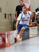 Foto: Michael Stemmer | © Michael Stemmer Datum: 23.9.2017 Floorball (BW 96 gegen Schriersheim) Felix Irrgang   (BW 96)