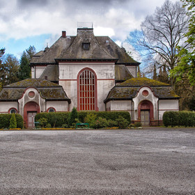 Friedhof Ohlsdorf Kapelle 7