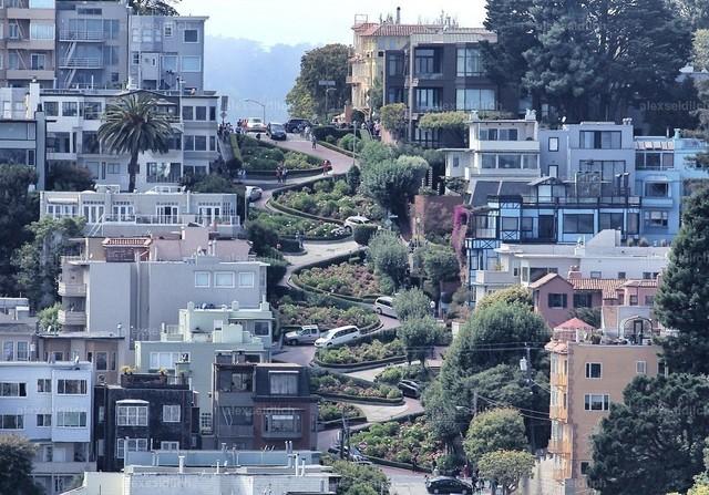 Lombard Street_ San Francisco