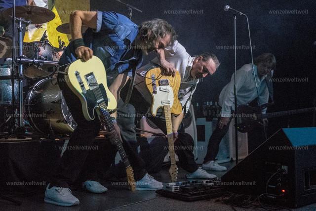 Guitars headover | Konzert im KuBa neuenkirchen-Vörden
