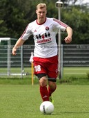 Foto: Michael Stemmer   © Michael Stemmer Fußball, Oberliga- Hamburg, Saison 2016- 2017 Datum: 31.7.2016 Spiel: SV Rugenbergen gegen FC Süderelbe Niklas Stahlbock   (SV Rugenbergen)