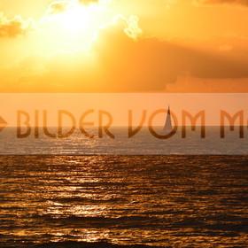 Bilder vom Meer als Wandbild | Bilder Sonnenaufgang als Wandbild