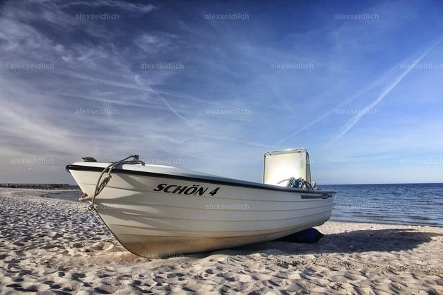 Schönberger Strand Boot