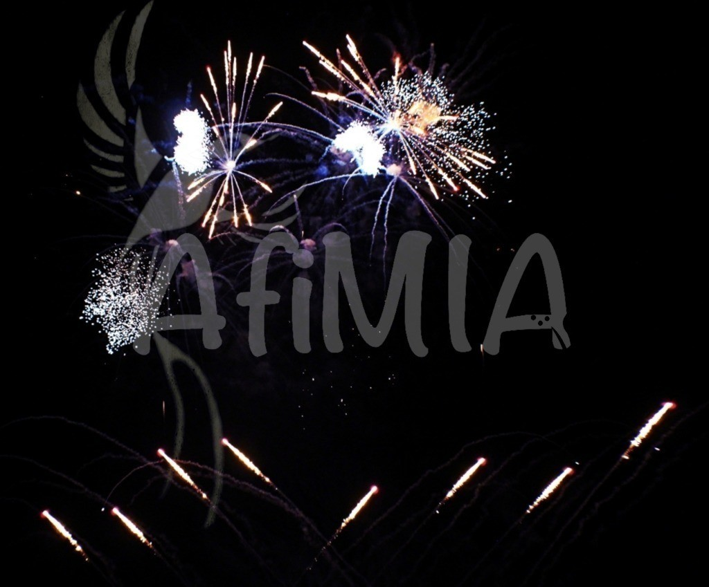 Feuerwerk_35 wuma2018 | Leuchtender Himmel beim Feuerwerk des Dürkheimer Wurstmarkt 2018