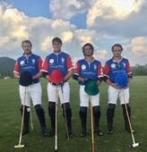 XII. FIP European Polo Championship 2018, 20.-30.9.2018 Italy, Villa a Sesta Polo Club - 10 European Teams - | Team France