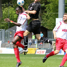 72 | 13 Georges Ekounda - 4 Florian Bauer