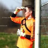 Foto: Michael Stemmer | © Michael Stemmer Fußball Bezirksliga West- Saison 2015- 2016 Datum: 3.4.2016 Spiel: TSV Sparrieshoop gegen SC Ellerau Torwart Lars Buck (SC Ellerau)
