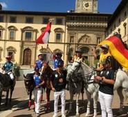 XII. FIP European Polo Championship 2018, 20.-30.9.2018 Italy, Villa a Sesta Polo Club - 10 European Teams -