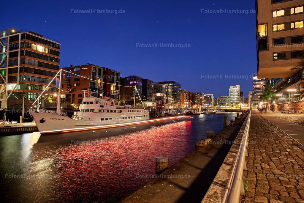 12005674 - Sandtorhafen bei Nacht