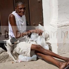 Menschen am Rande der Gesellschaft | Kuba Bilder vom Meer