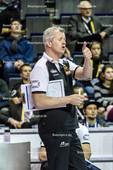 2016_024_OlympiaQualiDeutschland-Serbien | Daumen hoch von HEYNEN Vital (head coach Deutschland) - Portrait
