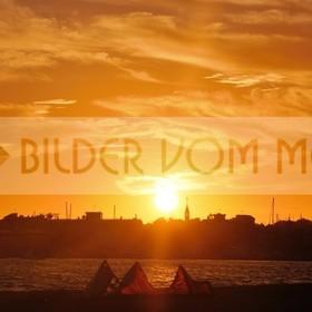 Bilder Sonnenuntergang Mar Menor | Sonnenuntergang Bilder San Pdro del Pinatar, Spanien