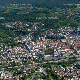 Bensheim_Luftbild-3 | Bensheim,, Luftbild,, Bild: Thomas Neu