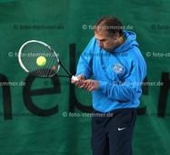 Foto: Michael Stemmer | © Michael Stemmer Tennis, Männer40, Regionalliga Nord Datum: 12.11.2016 Jörn Helfritsch  (Pinneberger TC)