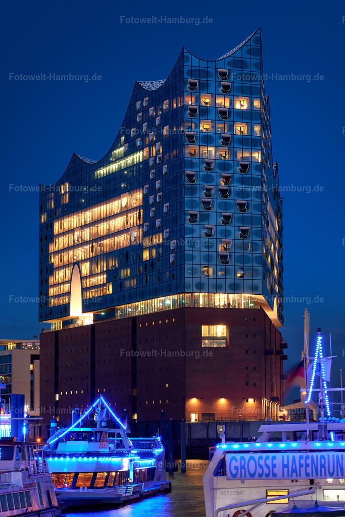 hamburg elbphilharmonie bei nacht bild auf leinwand