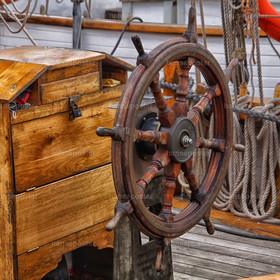 Ruder Segelschiff