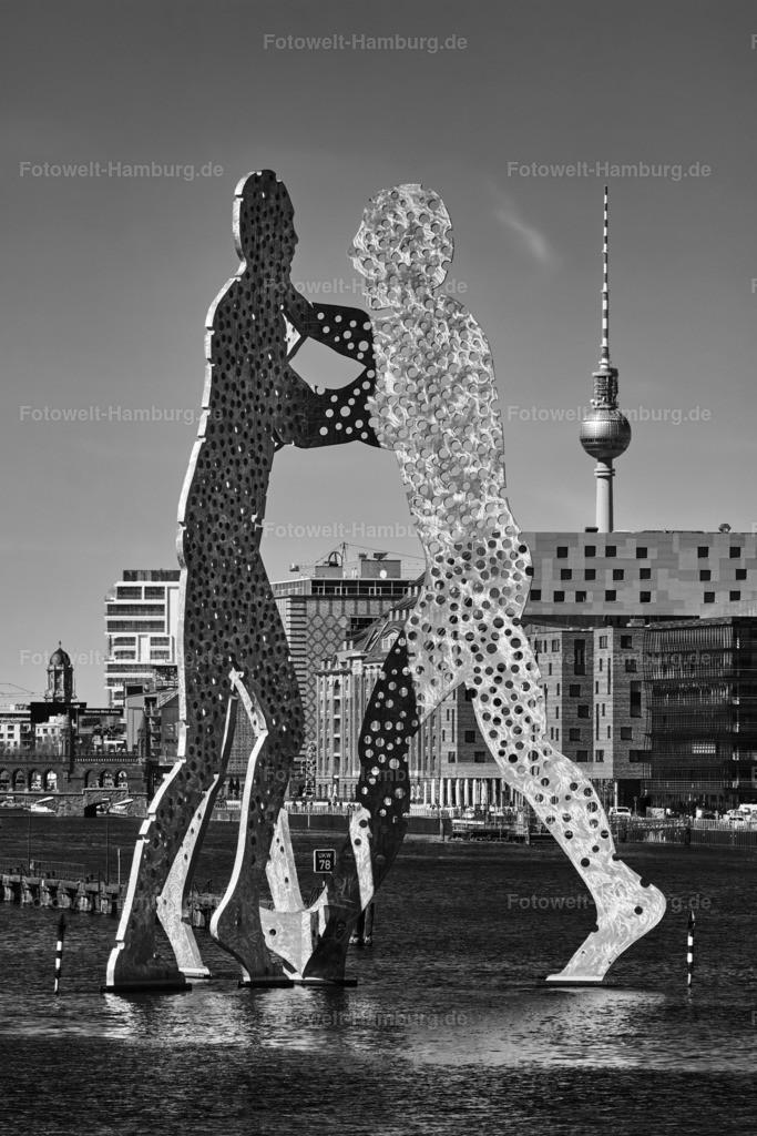 berlin leinwand molecule man und fernsehturm
