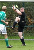 Foto: Michael Stemmer | © Michael Stemmer Fußball Kreis- Liga 7- Saison 2015- 2016 Datum: 24.10.2015 Spiel: Sus Waldenau – Eidelstedt II Torwart Sven Maeder  (SuS Waldenau)
