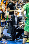 2016_027_CLM_BRVolleys-Belgorod | Trainer Roberto Serniotti (BRVolleys Trainer)