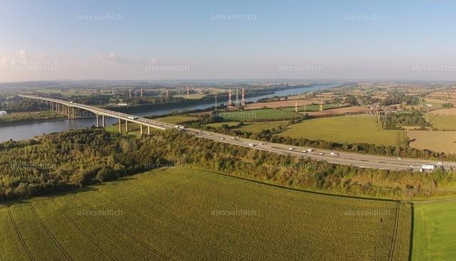 Rader Hochbrücke Nord-Ostsee Kanal A7 | DCIM\100MEDIA