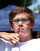 Foto: Michael Stemmer | © Michael Stemmer Bogensport, Bogenschießen, Kreismeisterschaft Bogen im Freien Datum: 11.6.2017 Paul Moerler   (USG)