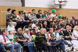 2016_041_BL2M_LindowGransee-Essen | Fans und Zuschauer in der Dreifelderhalle