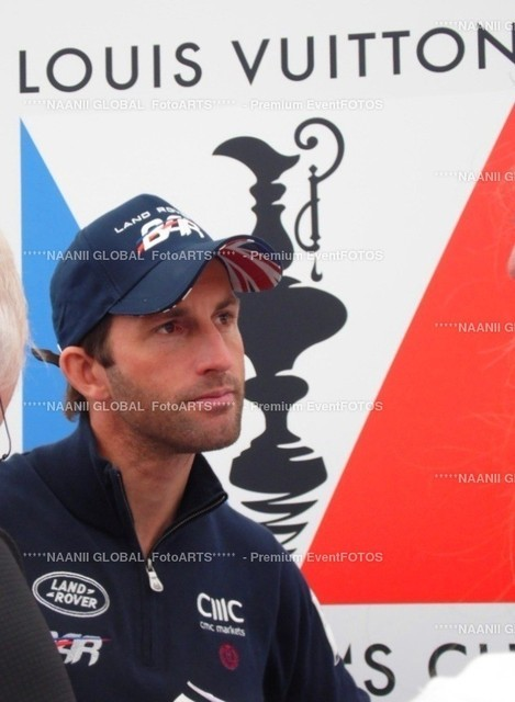 Ben Ainslie, 35th Americas Cup Portsmouth 2015 | Louis Vuitton Americas Cup World Series 2015, Portsmouth