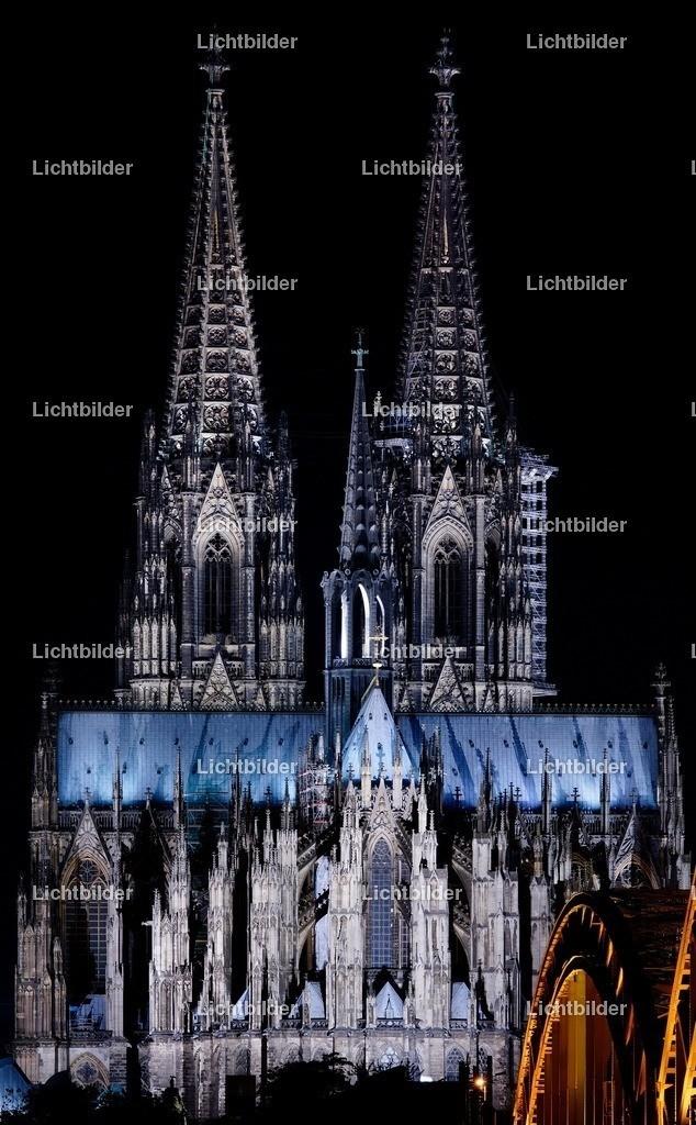 Kölner Dom Silber