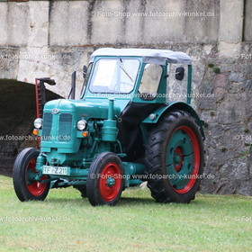 IFA RS 14 »Famulus« (1956-1965) - Traktor, Schlepper --