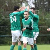 Foto: Michael Stemmer | © Michael Stemmer Fußball Kreis- Liga 7- Saison 2015- 2016 Datum: 24.10.2015 Spiel: Sus Waldenau – Eidelstedt II Jubel nach dem 1:0 für  (SuS Waldenau)