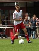 Foto: Michael Stemmer   © Michael Stemmer Fußball, Oberliga- Hamburg, Saison 2016- 2017 Datum: 31.7.2016 Spiel: SV Rugenbergen gegen FC Süderelbe Kevin Beese (SV Rugenbergen)