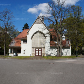 Kapelle 6 Friedhof Hamburg Ohlsdorf