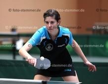 Foto: Michael Stemmer | © Michael Stemmer Tischtennis, Kreismeisterschaften Datum: 5.11.2017 Rieke Wittorf (TuS Esingen)