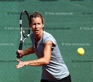 Foto: Michael Stemmer | © Michael Stemmer Tennis, Frauen30, Aufstiegsspiel zur Nordliga Datum: 10.9.2016 Tatjana Suhrbier    (Schenefelder TC)