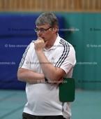 Foto: Michael Stemmer | © Michael Stemmer Handball Männer Hamburg-Liga (M-HL) Datum: 3.12.2016 Spiel: Elmshorner HT - AMTV Hamburg Trainer Marc Neumann  (Elmshorner HT)
