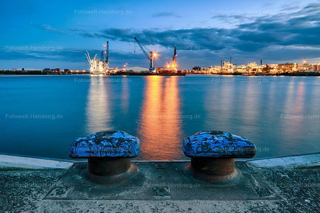 11901477 - Abend im Hamburger Hafen