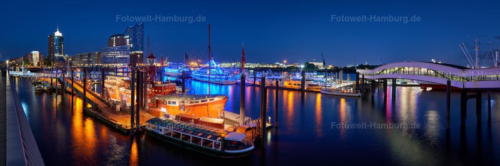 12007891 - Elbphilharmonie Panorama bei Nacht
