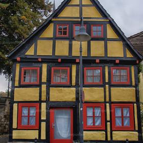 kleines altes Haus Rinteln   SONY DSC