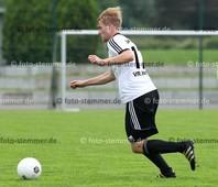 Foto: Michael Stemmer | © Michael Stemmer Datum: 13.8.2016 Fußball, Verbandsliga Süd- West 2016- 2017 VfR Horst gegen SV Schackendorf Jan Behrendt  (VfR Horst)