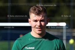 Foto: Michael Stemmer   © Michael Stemmer Datum: 3.10.2017 Fußball, Pokal Tangstedter SV – Wedeler TSV  Neu beim ( Wedeler TSV )  Max Werner