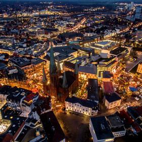 Lambertimarkt 2015 - Oldenburg | Weihnachts- und Postkarten bitte per Mail bestellen unter: post@bildschmidt.de