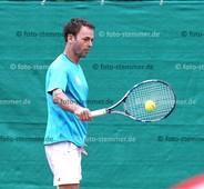 Foto: Michael Stemmer | © Michael Stemmer Tennis, Männer50, Nordliga Datum: 11.6.2016 Ralph Seemann   (SuS Waldenau)