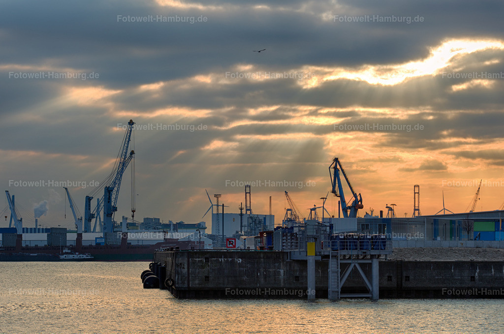 11773314 - Licht im Hamburger Hafen