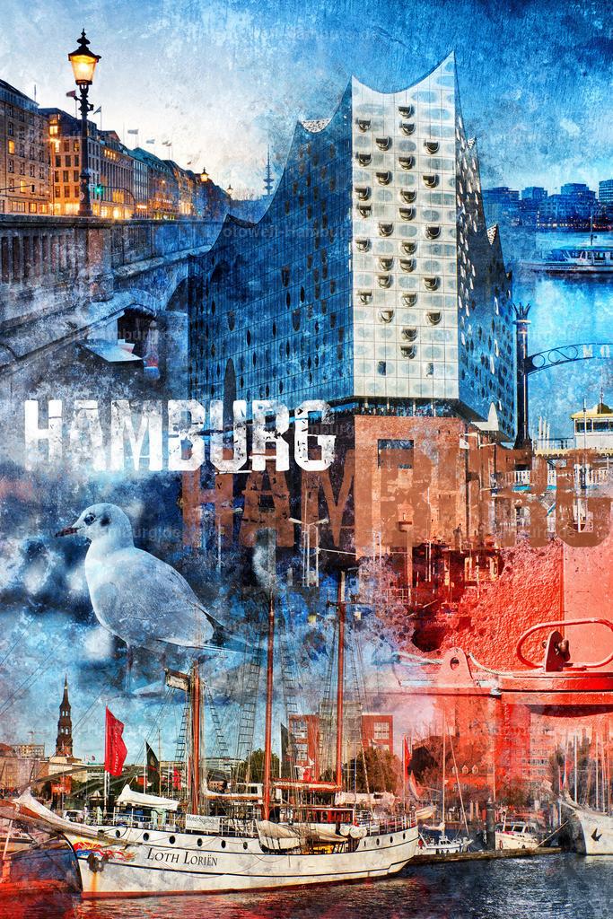 11993221 - Hamburg Collage 009
