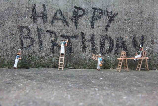 Happy Birthday Maler