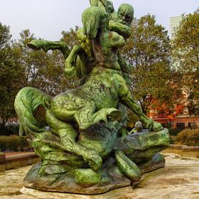 Figur Stuhlmannsbrunnen 2