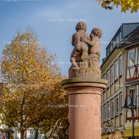 Bensheim, Abtrakt, Herbstlich, Hospitalbrunnen, Stadtmagazin 39, , ,, Bild: Thomas Neu | Bensheim, Abtrakt, Herbstlich, Hospitalbrunnen, Stadtmagazin 39, , ,, Bild: Thomas Neu